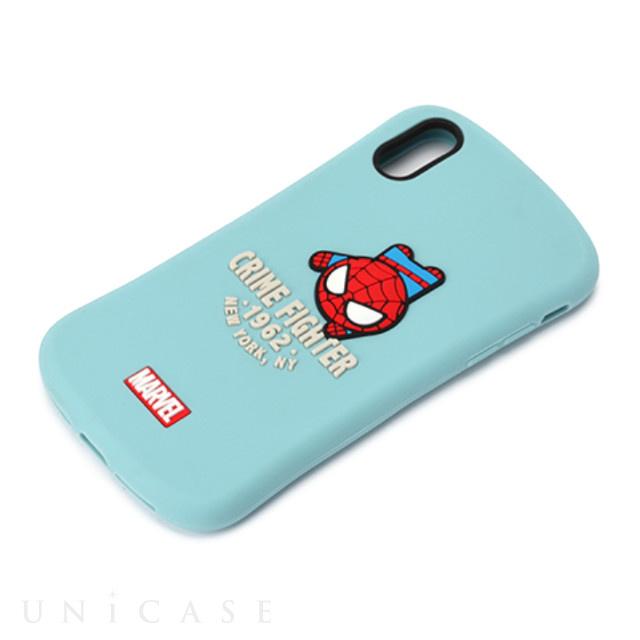 5ecf864579 iPhoneXR ケース】シリコンケース (スパイダーマン) PGA   iPhoneケース ...