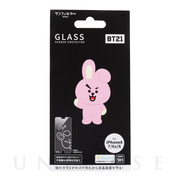 【iPhone8/7/6s/6 フィルム】BT21 強化ガラス (COOKY)