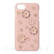 e1751fd094 【iPhone8/7 ケース】背面ケース・フラワーペタル/デジタルアクセサリー (ピンク