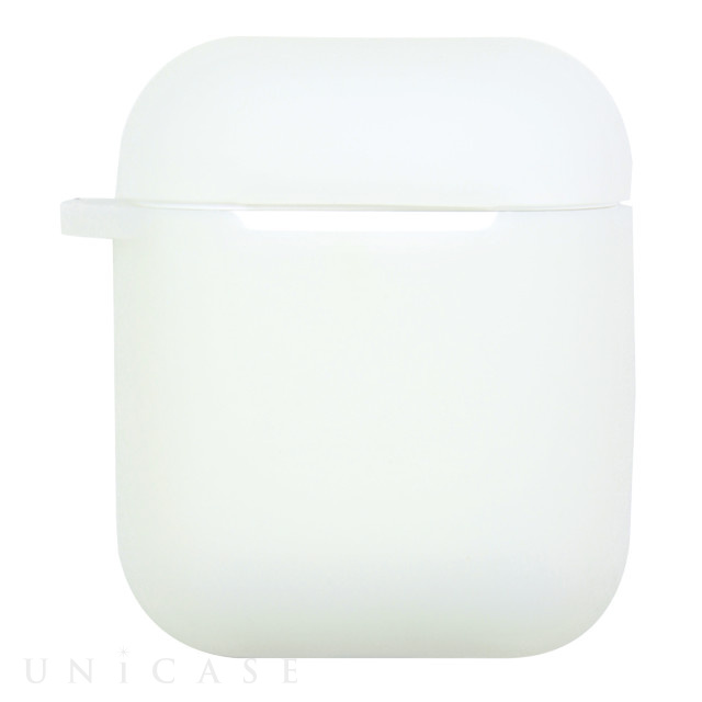 【AirPods ケース】AirPods専用 シリコンケース (クリア)