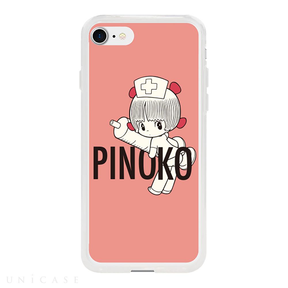e24a7e0bc1cd ... 【iPhone8/7 ケース】TEZUKA OSAMU HYBRID CASE for iPhone8/7 (ピノコ ...