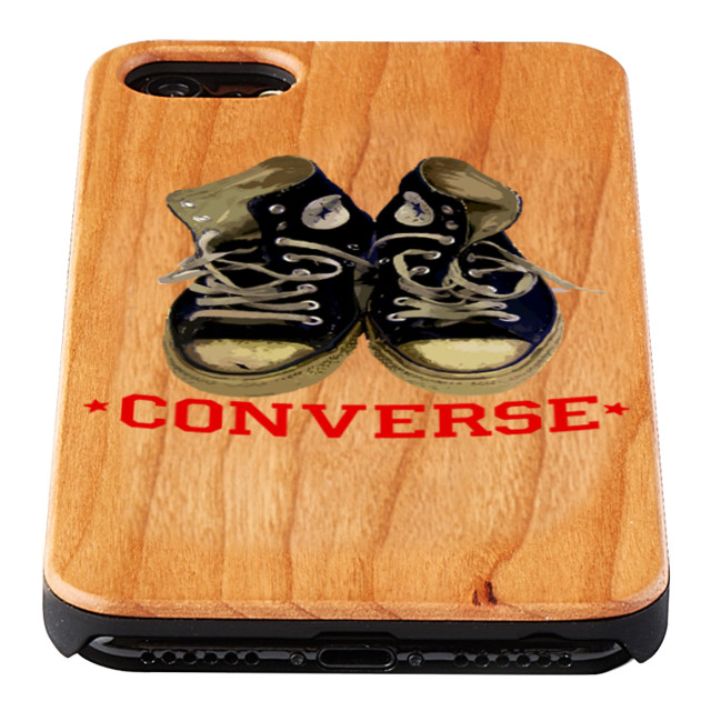 【iPhone8/7/6s/6 ケース】WOOD CASE (Old clothes shoes)サブ画像