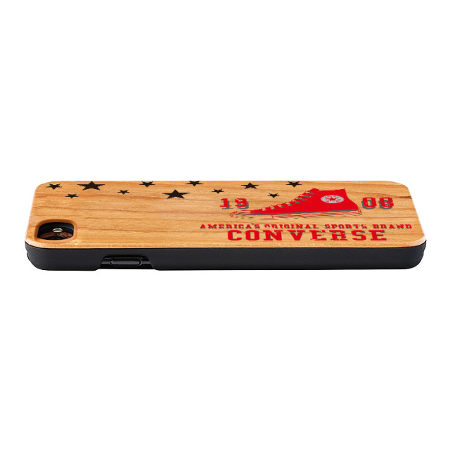 【iPhone8/7/6s/6 ケース】WOOD CASE (HERO)サブ画像
