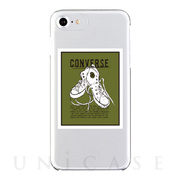【iPhone8/7/6s/6 ケース】クリアケース (shoelace)