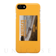 【iPhone8/7/6s/6 ケース】ハードケース (Surf Life Yellow)