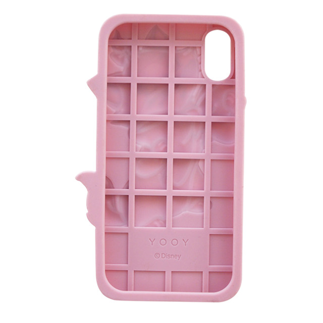 【iPhoneXS/X ケース】SILICONE iPhone CASE (PK)