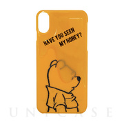 【iPhoneXS/X ケース】HONEY SERIES iPhone CASE (YE)