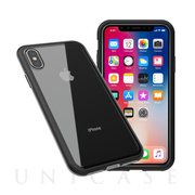 【iPhoneXS/X ケース】Attract Magnetic case (Black)