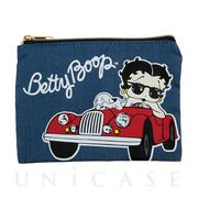 Betty Boop POUCH M (Ride on)