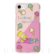 【iPhone8/7/6s/6 ケース】THE SIMPSONS COLOR TOUGH CASE (ICE CREAM)
