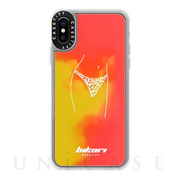 【iPhoneXS/X ケース】Dirty Jokes Neon Sand Case (Wild Out)