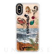 【iPhoneXS/X ケース】Horoscope Collection Case (Cancer)