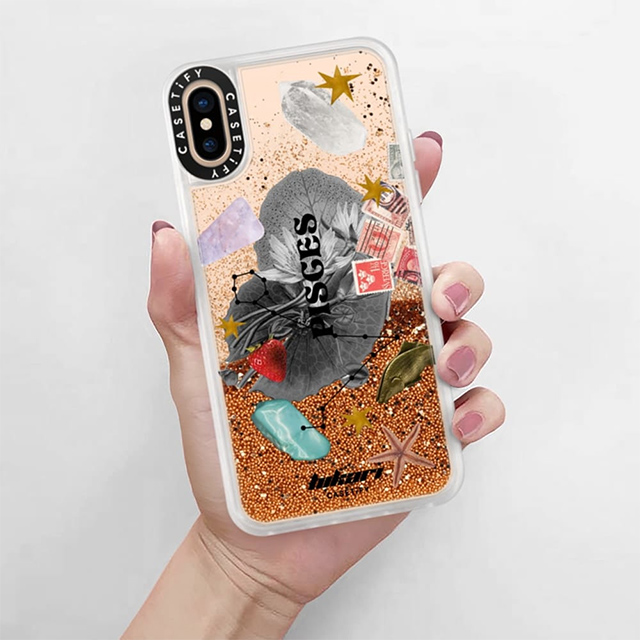 【iPhoneXS/X ケース】Horoscope Collection Case (Pisces)