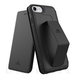 【iPhone8/7/6s/6 ケース】Folio Grip Case FW18 (black)