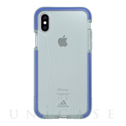 【iPhoneXS/X ケース】Agravic FW18 (Hi Res Blue)