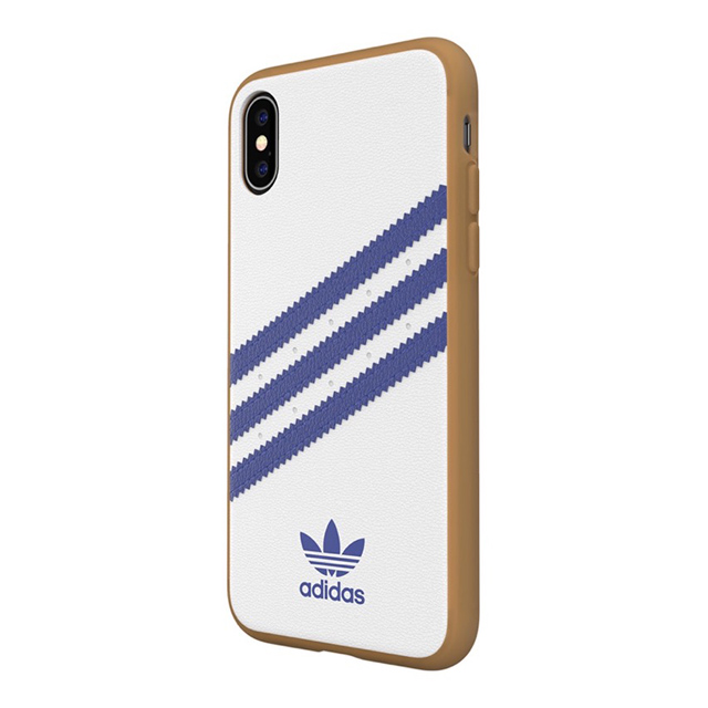 【iPhoneXS/X ケース】Moulded Case SAMBA (collegiate royal)