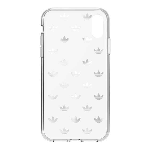 【iPhoneXR ケース】Clear Case (silver colored)サブ画像