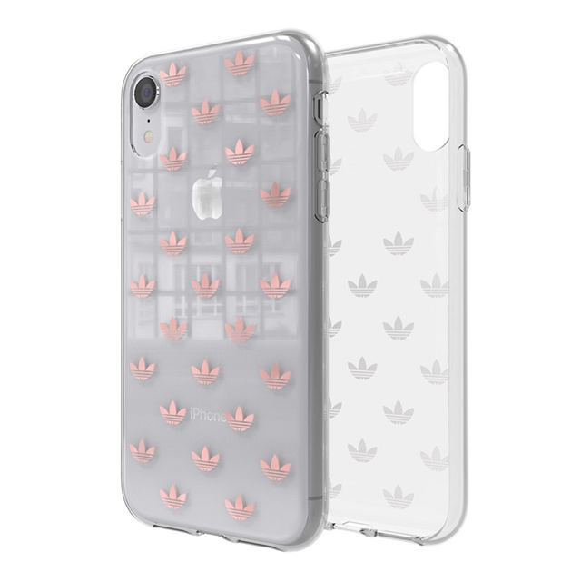 【iPhoneXR ケース】Clear Case (rose gold colored)サブ画像