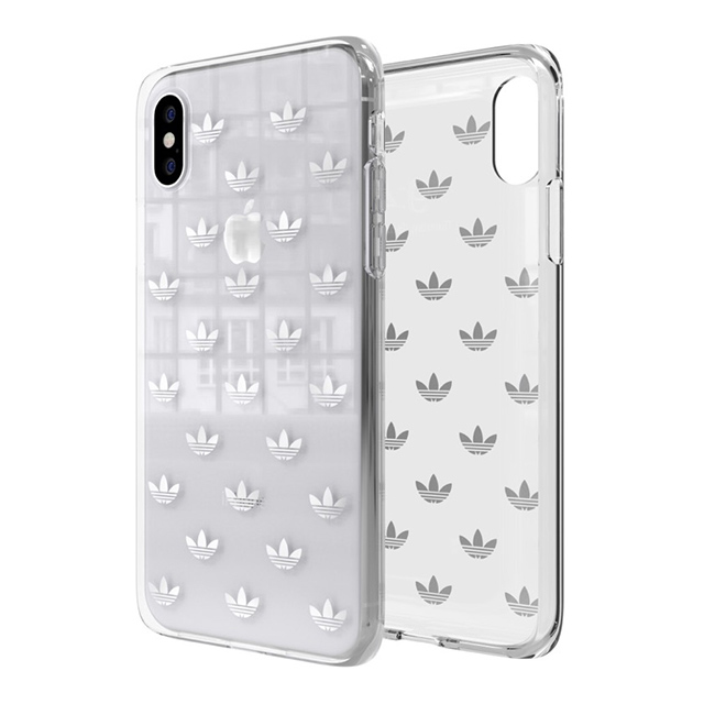 【iPhoneXS/X ケース】Clear Case (silver colored)goods_nameサブ画像
