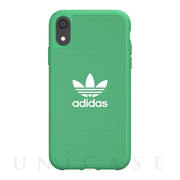 【iPhoneXR ケース】adicolor Moulded Case (hi-res green)