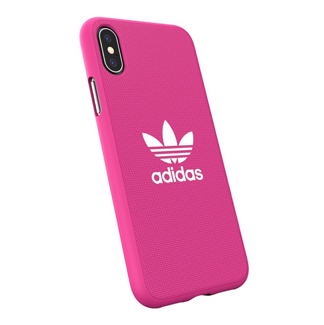 【iPhoneXS/X ケース】adicolor Moulded Case (shock pink)サブ画像