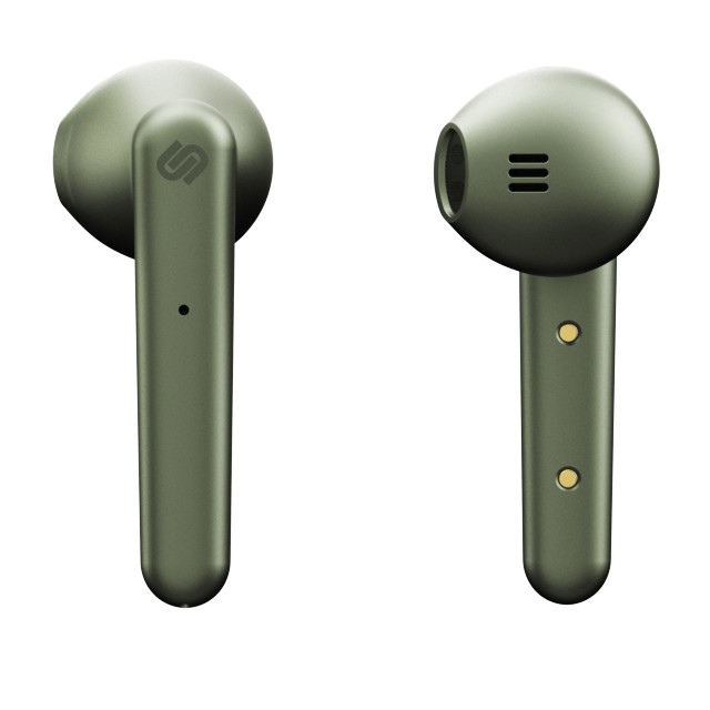 【完全ワイヤレスイヤホン】Stockholm True Wireless (Olive Green)
