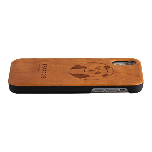 【iPhoneXR ケース】WOODケース (A Solid PANDA)goods_nameサブ画像