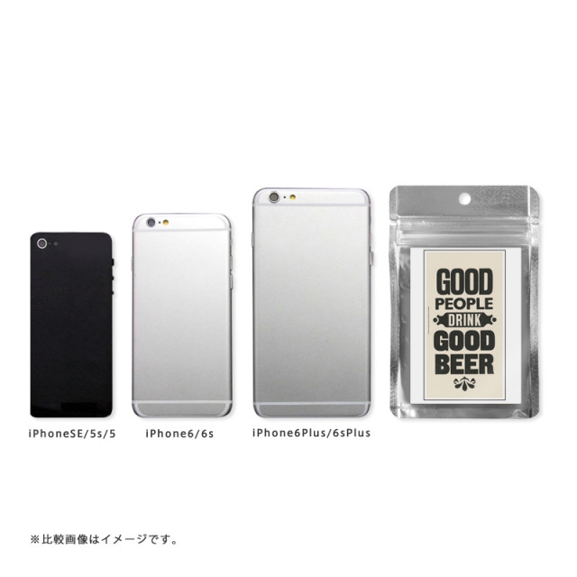 ステッカー A TWO PIPE PROBLEM×Gizmobies (GOODPEOPLE GOODBEER)サブ画像