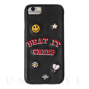 【iPhone8/7/6s/6 ケース】Beat it Cree...