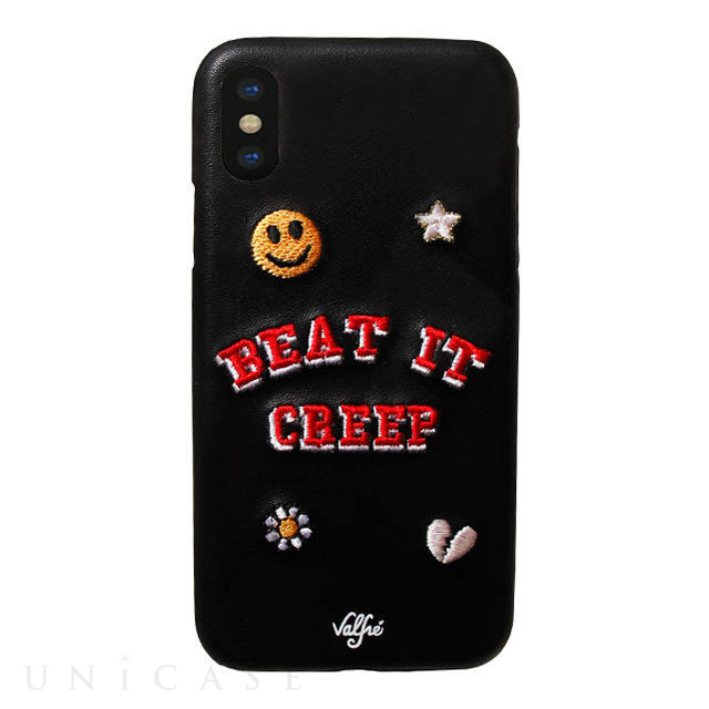【iPhoneXS/X ケース】Beat it Creep
