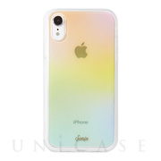 【iPhoneXR ケース】CLEAR COAT (COTTON CANDY)