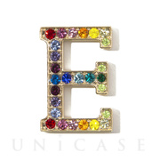 EMEBELLISHED STICKER (RAINBOW) (E)