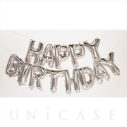 GARLAND BALLOON (SILVER)