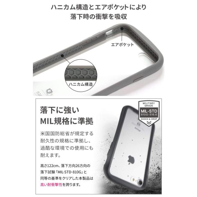 27a591d229 ... 【iPhoneXR ケース】iFace Reflection強化ガラスクリアケース (レッド) ...