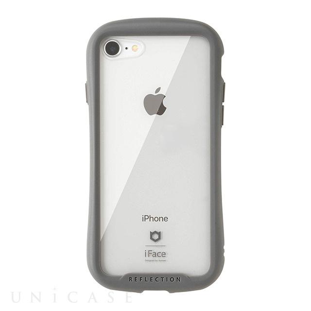 iPhoneSE(第2世代)/8/7 ケース】iFace Reflection強化ガラスクリア ...