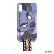 【iPhoneXS/X ケース】LION KING iPhone CASE (BK)