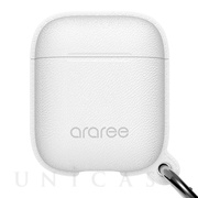 【AirPods ケース】AirPods Case POPS (White)