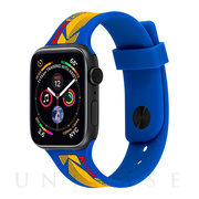 【AppleWatch SE/Series6/5/4/3/2/1(40/38mm) ケース】Kodak Watchband (Ektachrome Blue)