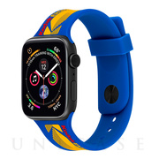 【AppleWatch SE/Series6/5/4/3/2/1(44/42mm) ケース】Kodak Watchband (Ektachrome Blue)