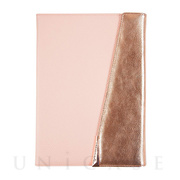 【iPad mini(第5世代)/mini4 ケース】Edition Folio (Rose Gold)
