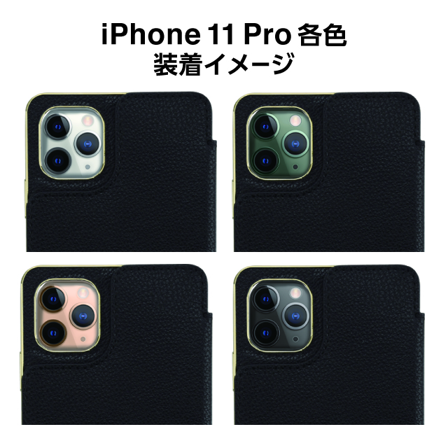 【iPhone11 Pro ケース】Cross Body Case for iPhone11 Pro (black)