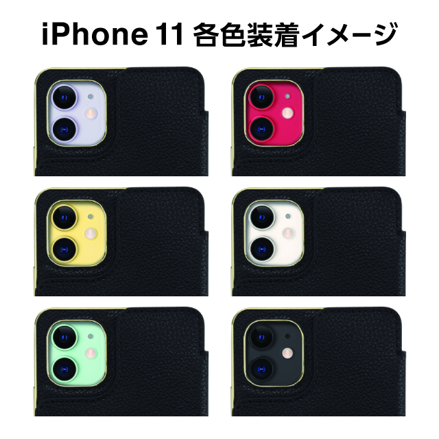 【iPhone11/XR ケース】Cross Body Case for iPhone11 (black)サブ画像