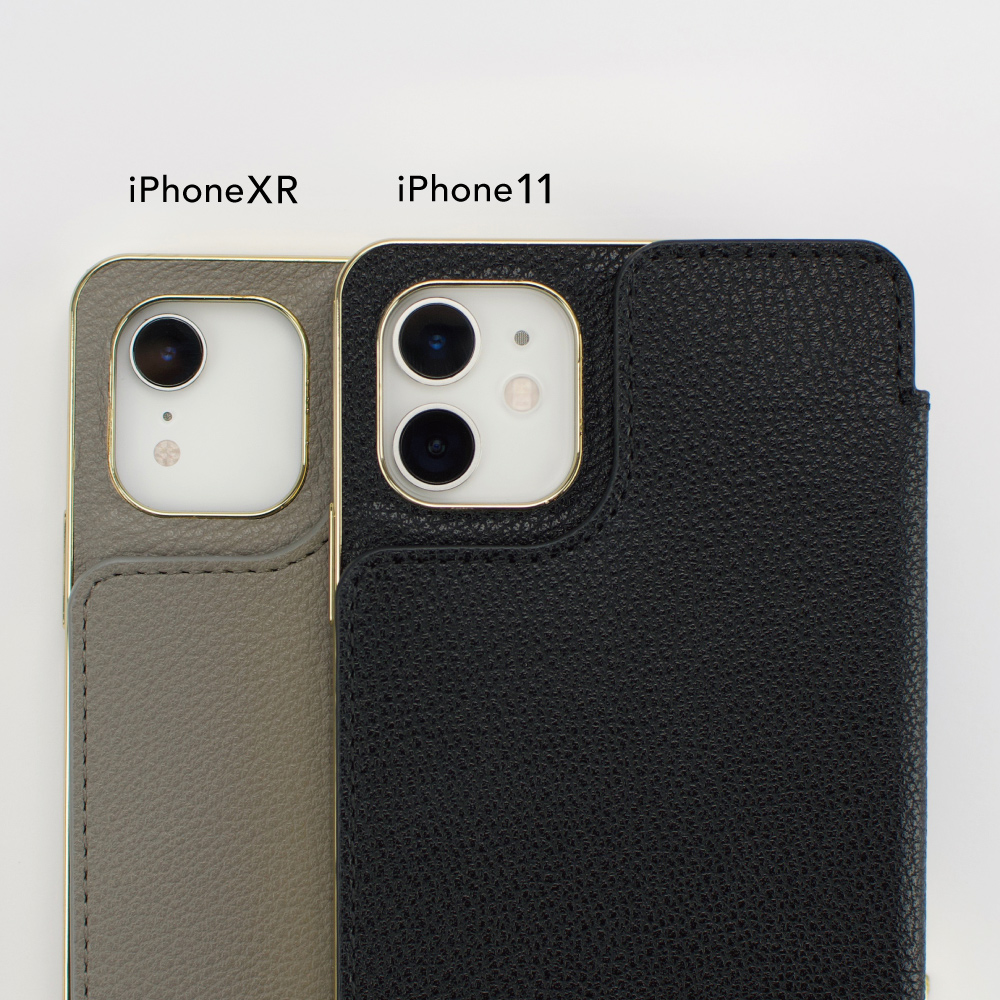 【iPhone11/XR ケース】Cross Body Case for iPhone11 (gray)サブ画像