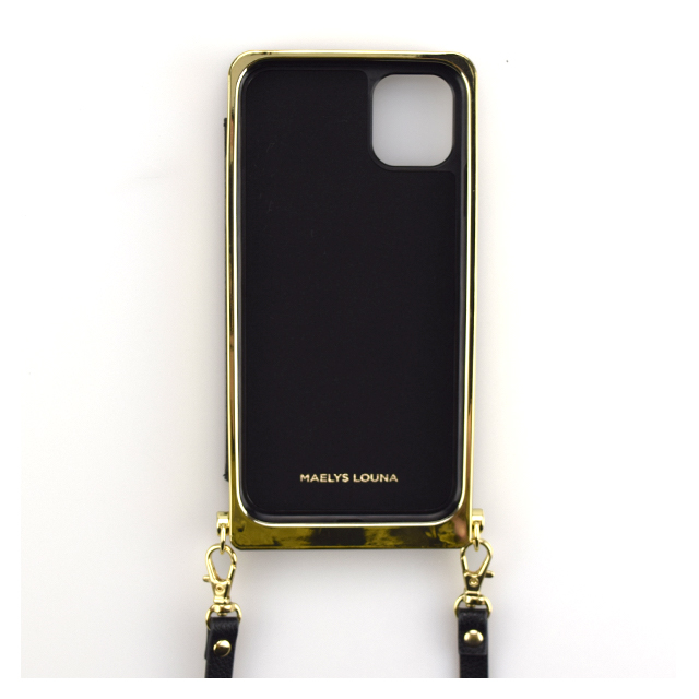【iPhone11/XR ケース】Cross Body Case for iPhone11 (beige)サブ画像