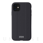 【iPhone11/XR ケース】ZERO HALLIBURTON Hybrid Shockproof case for iPhone11 (Black)