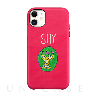 【iPhone11/XR ケース】OOTD CASE for iPhone11 (SHY mask man)