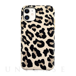 UNiCASE BLUE Label(ユニケース ブルー レーベル)【iPhone11/XR ケース】OOTD CASE for iPhone11 (matte leo)