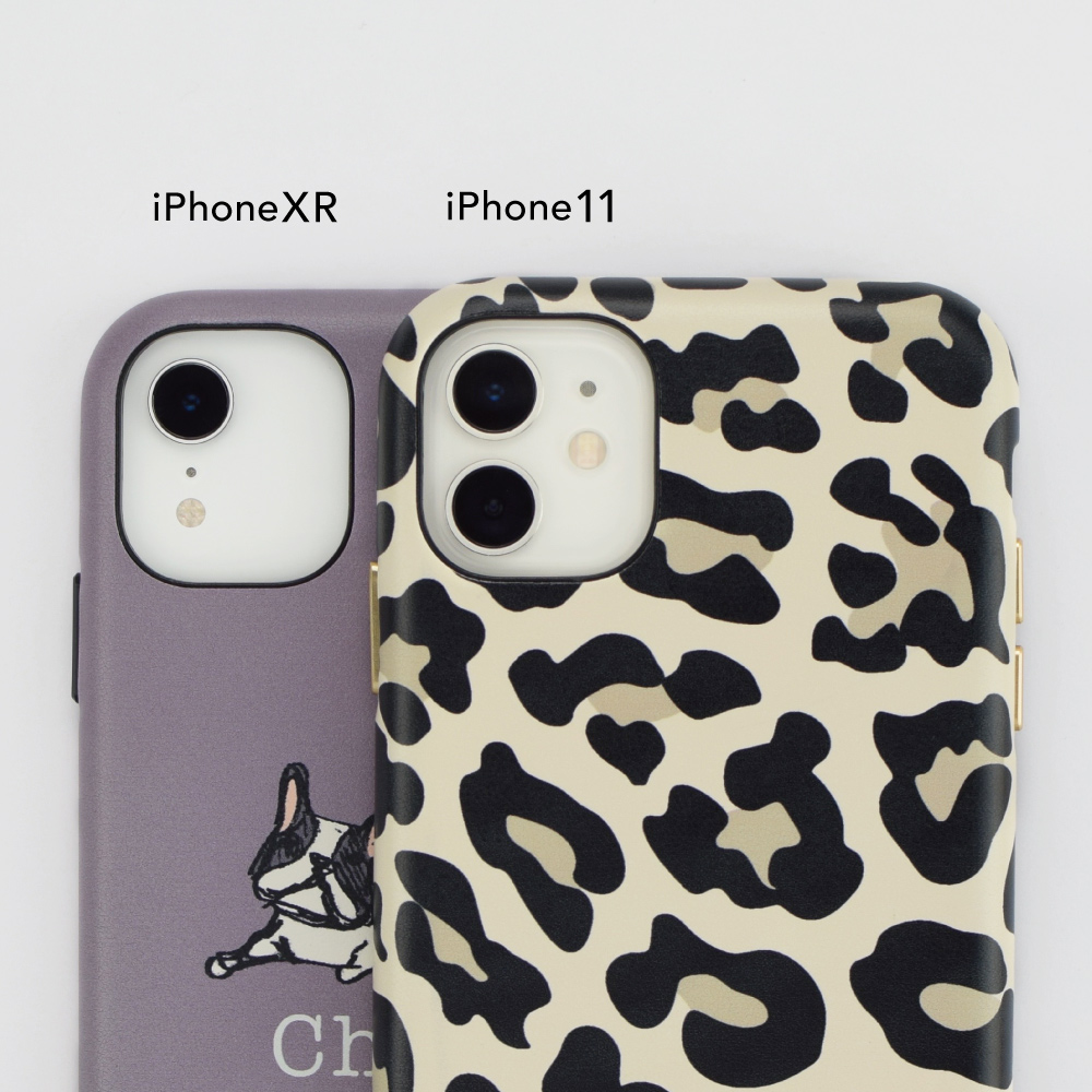 【iPhone11/XR ケース】OOTD CASE for iPhone11 (chill bull dog)サブ画像