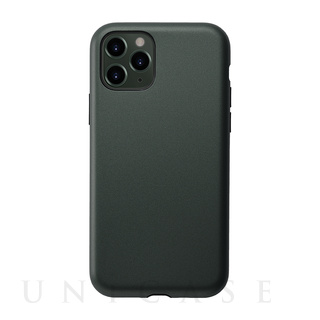 【iPhone11 Pro ケース】Smooth Touch Hybrid Case for iPhone11 Pro (green)