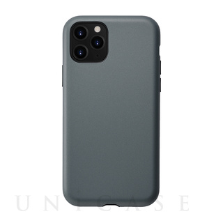 【iPhone11 Pro ケース】Smooth Touch Hybrid Case for iPhone11 Pro (blue gray)